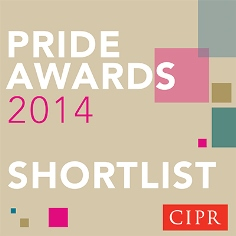 CIPR NI PRIDE AWARDS