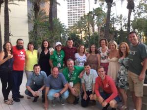 Team Ireland Media Mob
